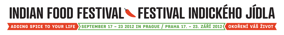 Indian Food Festival - September 17 - 23 in Prague