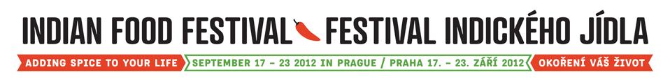 Festival indického jídla - Praha 17. - 23. září